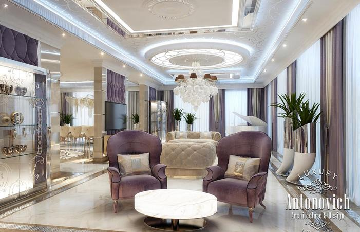 House Interior Elements Luxury Design Living Room Antonovich Architecture Dining Outside Interiors Dubai Daniel David Furs Rooms Designs Crismatec Com